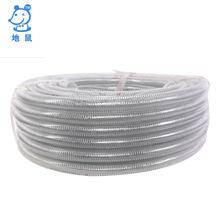 供应耐高温 透明钢丝吸料管 耐高温透明钢丝输送软管