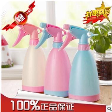 园艺工具糖果色喷壶 洒水壶浇水壶 手压式浇花壶