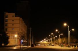 沧县大运河堤顶路绿化亮化工程项目亮化工程