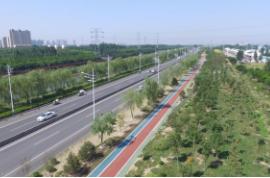 丰县复新河滨河生态廊道提升工程(南环路桥段)和丰县复新河滨河生态廊道提升工程(丰城闸段)方案设计、初步设计和施工图设计