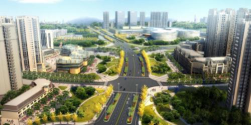 【施工】五家渠市2021年城市提升外立面工程建设项目(一标段)